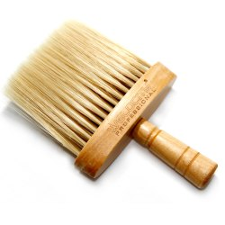 Wooden Hair Dusting Brush