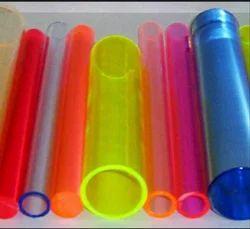Colour PMMA Acrylic Tube