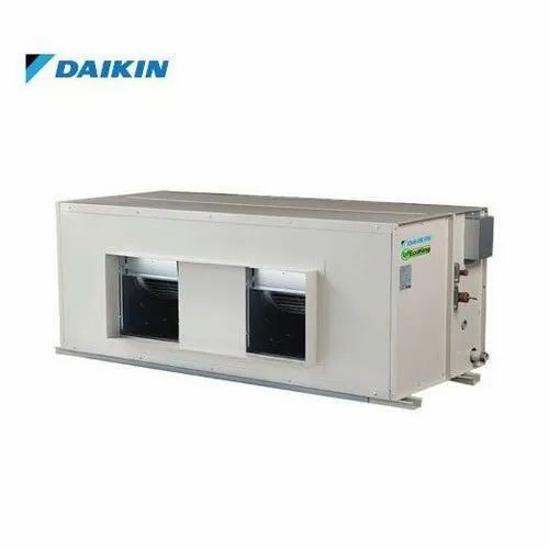 GI Sheet Daikin Ducted Split Air Conditioner, Capacity: 8.5 Ton