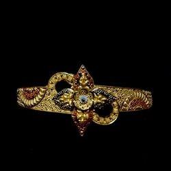 Stylish Gold Bracelets Daily Wear
