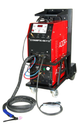 The New Indigenous World Class Inverter Based DC TIG and DC Pulsed TIG Welder
