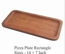 Rectangle Pizza Plate
