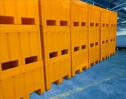PPC-1400 Plastic Pallet Container