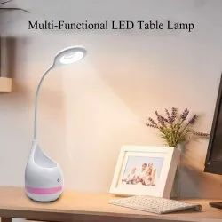 4 In 1 LED Touch Study Lamp