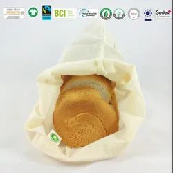 Bio Cotton Bread Bag