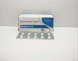 Methylprednisolone 16mg  Tablet