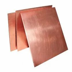 97% Copper Earthing Plate