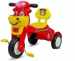 Multicolor Tricycle and Toy Stickers, Packaging Type: 100 Sheets Package