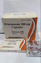 200 mg Itraconazole Capsule