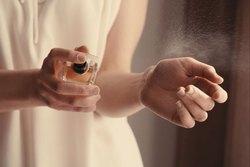 Plastic Perfume Fine Mist Sprayer