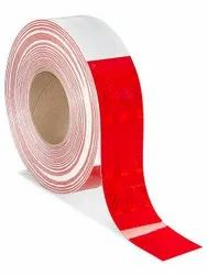 Retro Reflective Red White Tapes