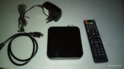 Combo T2 S2  Android TV Box