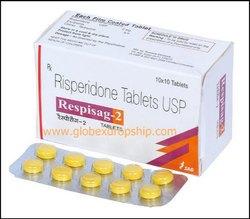 Risperidone And Trihexyphenidyl Tablet