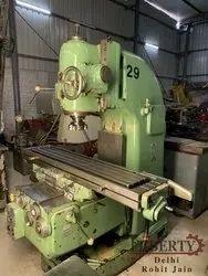 SAIMP Pure Vertical Milling Machine