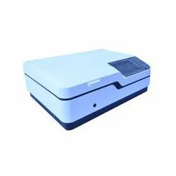 Double Beam Microprocessor UV-VIS Spectrophotometer