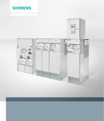 Siemens Ring Main Unit -3 Way RMU(2 Isolator 1VCB) Drawings Attached Here