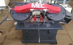 Manual Band Saw Machine