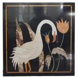 Marble Coffee Table Top Handicraft Work Art