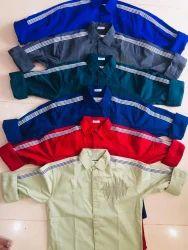 DOFF Cotton Mens Stylish Shoulder Patti Shirts