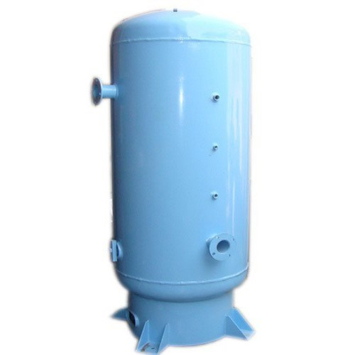 Mild Steel 200L Vertical Air Receiver Tank