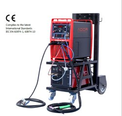 The New Indigenous World Class Inverter Based DC TIG and DC Pulsed TIG Welders
