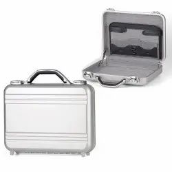Rectangular Aluminum Briefcase - Premium Quality
