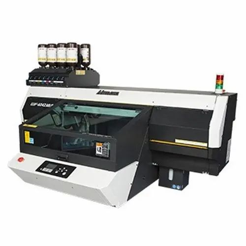 MIMAKI 6042 MkII UV Flatbed Inkjet Printer (Table Top)