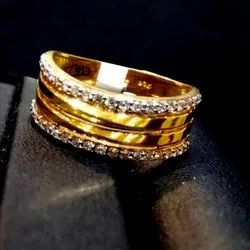 Exquisite Gold Rings