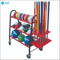 SAS Multi Purpose Athletic Cart
