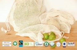 Bio Cotton Mesh Bag