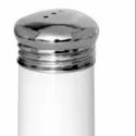 Poly Carbonate Round Crystal Salt And Pepper Shaker
