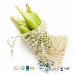 Grs Recycle Cotton Mesh Bag