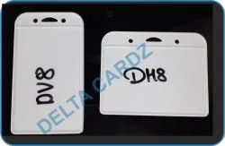 DH8 /DV8 Double Side Sticky Card Holder
