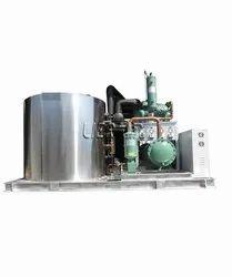 1 Ton Seawater Flake Ice Machine