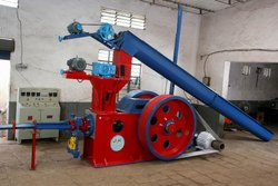 Jumbo 9075 Brequetting Machine