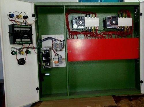 Thulasi Three Phase Fully Automatic Amf Panel, Ip Rating: Ip54