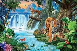 Natural Scenery Tiger Tiles