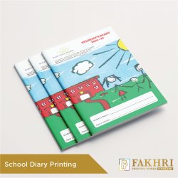 School Diary Printing, Location: Mumbai