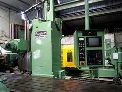 Butler HNC 29/5 CNC Bed Mill ELGA Mill Machine