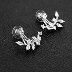 Delightful Silver Earring