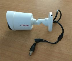 2 MP Day & Night CP Plus Bullet Camera, Camera Range: 20 to 30 m, 20 Meter