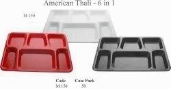 American Thali - 6 In 1