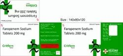 Faropenem 200mg Tablet