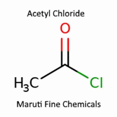 50 kg Acetyl Chloride, Packaging: Bottle, Rs 100 /kilogram Maruti Fine  Chemicals | ID: 20506636433