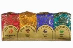 Silk Tea 200 gm Combo Gift Pack