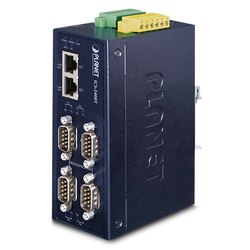 4-Port RS232/RS422/RS485 Serial Device Server