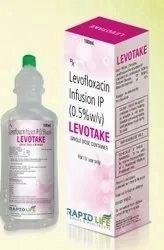 Levofloxacin 500 mg & Sodium Chloride 900 mg (I.V.)