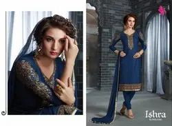 Khushika Fancy Embroidered Salwar Kameez