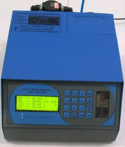 Gas Analyzer - HC Measurement Machine Manufacturer from New Delhi