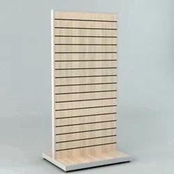 Wooden Slatwall